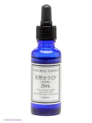 JAPAN GALS Pure beau essence Сыворотка с натуральными керамидами 25 мл. Цвет: синий