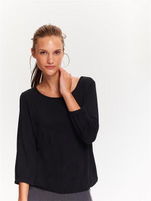 Блузка Drywash. Цвет: черный