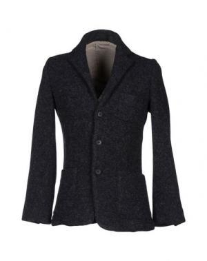 Пиджак Mc RITCHIE. Цвет: стальной серый