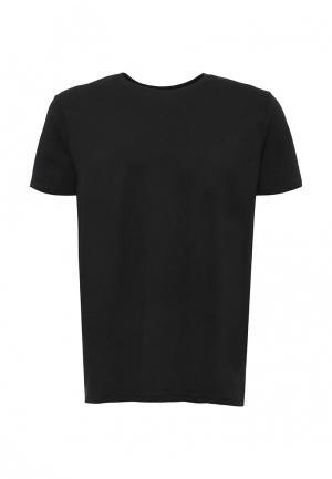 Футболка Burton Menswear London. Цвет: черный