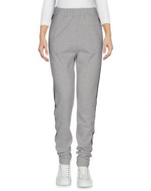 Повседневные брюки TOMAS MAIER. Цвет: серый
