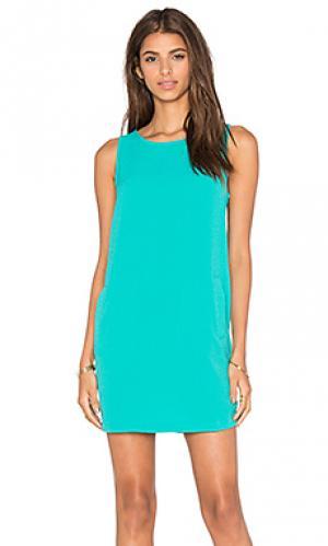 Платье mack BB Dakota. Цвет: зеленый