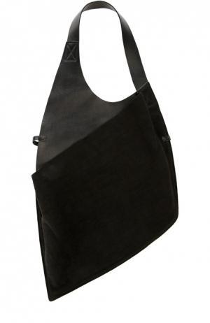 Рюкзак Isabel Benenato. Цвет: черный