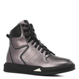 Ботинки  951-1 фиолетово-серый NURIA