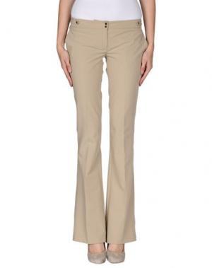 Повседневные брюки CELYN B.. Цвет: бежевый