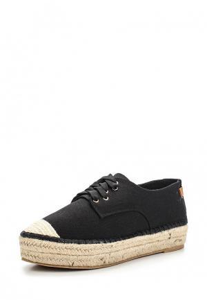 Кеды Max Shoes. Цвет: черный