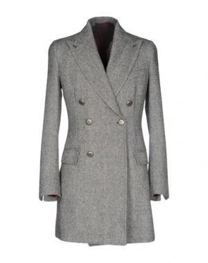 Легкое пальто REVERES 1949. Цвет: черный