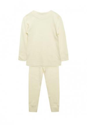 Комплект Dr.Wool. Цвет: желтый