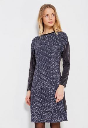 Платье Devur. Цвет: серый