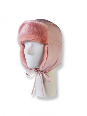 Шапка Stillini. Цвет: розовый