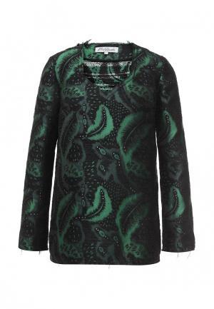 Блуза Elmira Markes. Цвет: зеленый