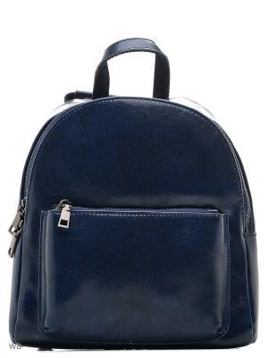 Рюкзак Malvinas. Цвет: синий
