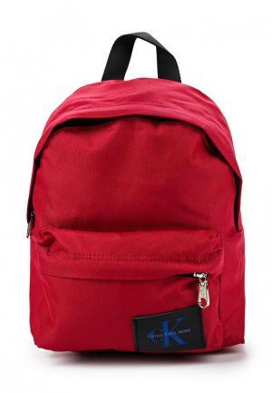 Рюкзак Calvin Klein Jeans. Цвет: красный
