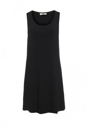 Платье пляжное Twin-Set Simona Barbieri. Цвет: черный