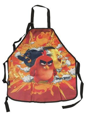 Фартук. Angry Birds Movie. Цвет: красный