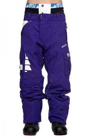 Штаны сноубордические  Genepi Pant Purple Picture Organic. Цвет: фиолетовый