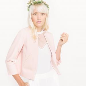 Жакет костюмный MADEMOISELLE R. Цвет: красный,розовая пудра,слоновая кость,черный