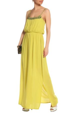 Платье Mix Ray. Цвет: хаки