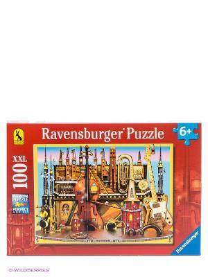 Пазл Музыкальный замок Ravensburger. Цвет: коричневый