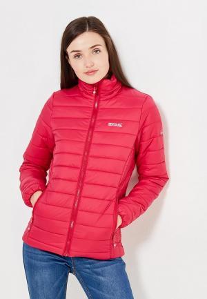 Куртка утепленная Regatta. Цвет: розовый