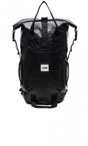 Рюкзак jacques ourCASTE. Цвет: черный