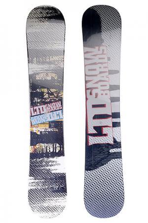 Сноуборд  Geo Anti Cam Cap 158 Multicolor LTD. Цвет: серый,черный