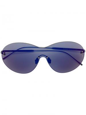 Солнцезащитные очки Iris Sunday Somewhere. Цвет: чёрный