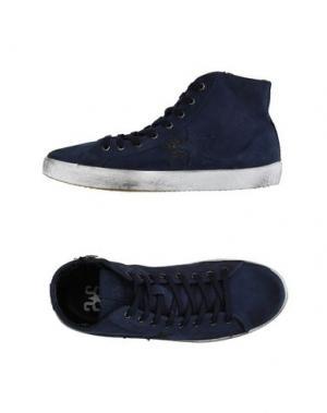 Высокие кеды и кроссовки 2STAR. Цвет: темно-синий