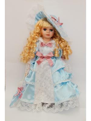Декоративная кукла Magic Home. Цвет: белый