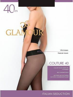 Колготки Glamour. Цвет: бронзовый