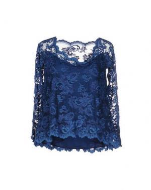 Блузка BALENSI. Цвет: пастельно-синий