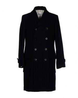 Пальто EAST HARBOUR SURPLUS. Цвет: темно-синий