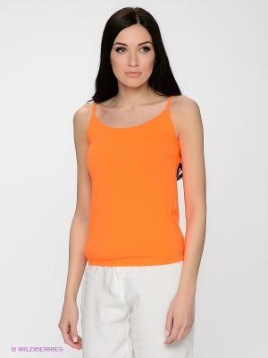 Топ T&M. Цвет: оранжевый