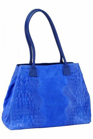 Сумка Emilio masi. Цвет: blue