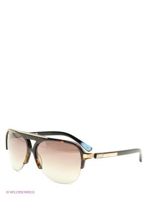 Солнцезащитные очки Baldinini. Цвет: коричневый