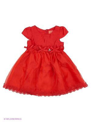 Платье Wonderland. Цвет: красный