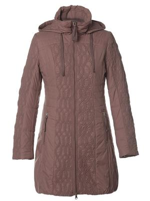 Куртка City Classic. Цвет: бледно-розовый