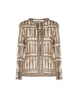 Пиджак CABAN ROMANTIC. Цвет: хаки