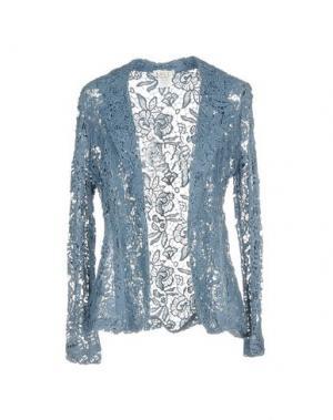Пиджак LIST. Цвет: пастельно-синий