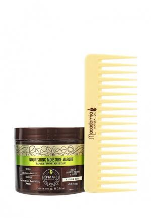 Набор Macadamia Natural Oil. Цвет: разноцветный