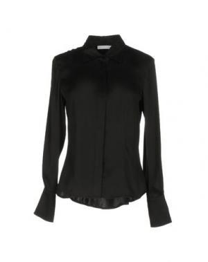 Pубашка SILK AND CASHMERE. Цвет: черный