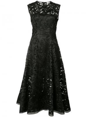 Платье Keith Alexis. Цвет: чёрный