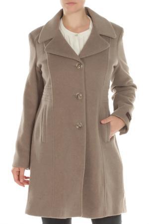 Пальто Anne Klein. Цвет: 264, taupe
