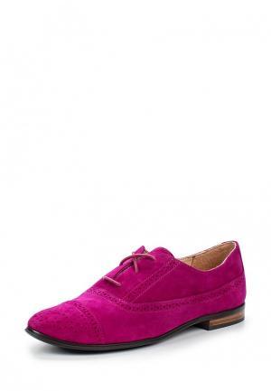 Ботинки Calipso. Цвет: фуксия