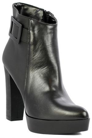 Ankle boots NILA. Цвет: black