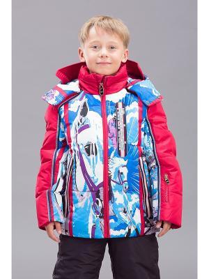 Комплект одежды RadRada. Цвет: красный