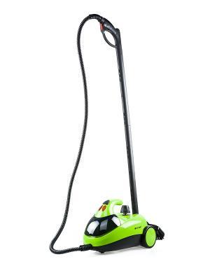 Пароочиститель КТ-908, 1500 Вт Kitfort. Цвет: зеленый