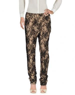 Повседневные брюки MIKAEL. Цвет: черный