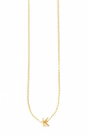 Цепь с кулоном Xr. Цвет: серебряный