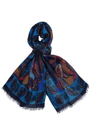 Шарф Stella Doro D'oro. Цвет: blue multicolor